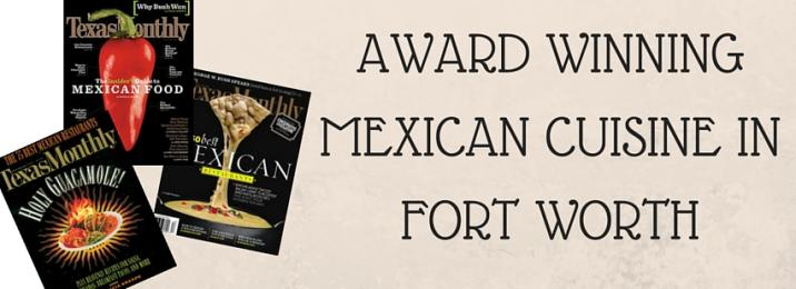 Award Winning Mexican in Fort Worth (2)