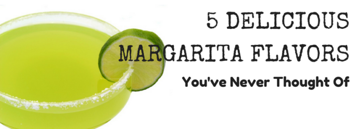 margarita flavors