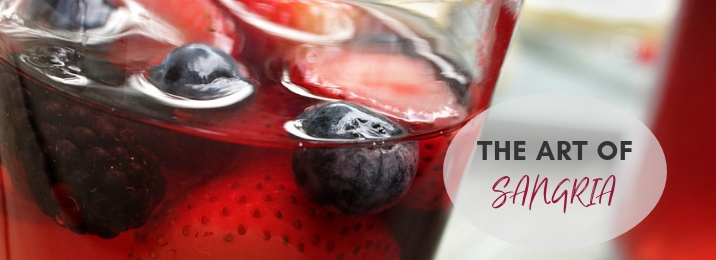 photo of mexican sangria