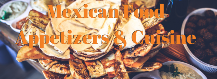 mexican food appetizers