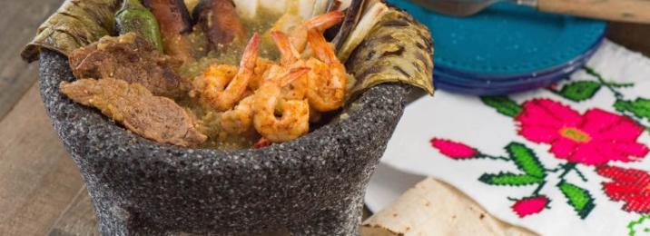 the origins of the molcajete