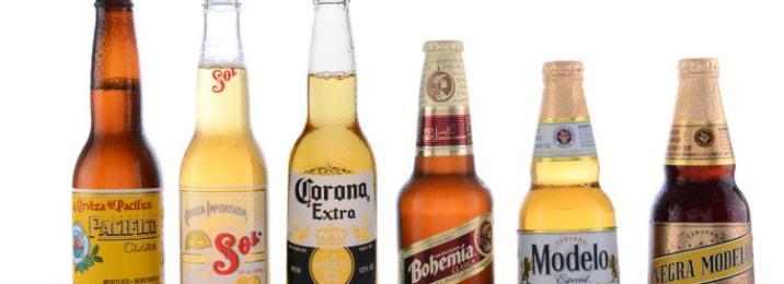 Mexican beer brands