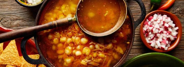 Mexican Christmas Food